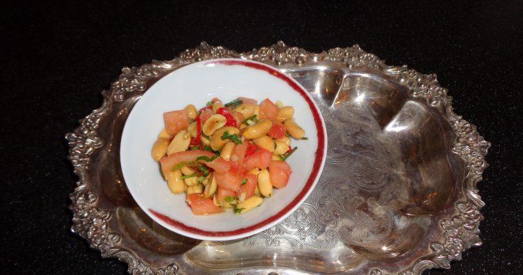 Nepalese Peanut Salad (Badam Sandheko)