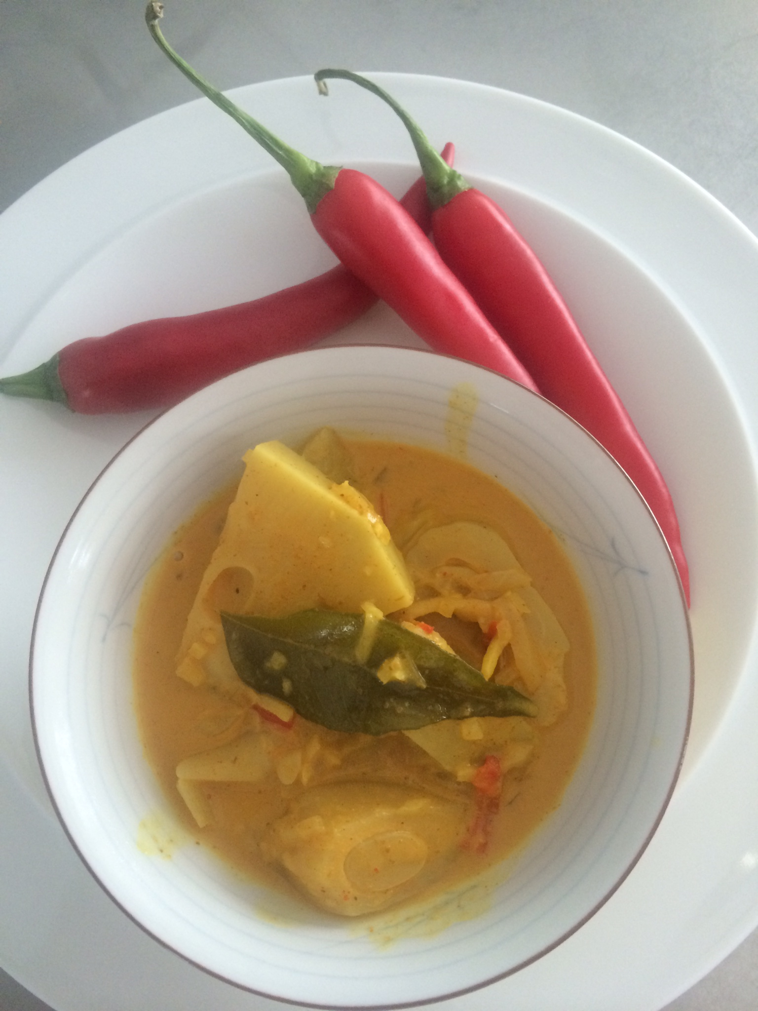 Sri Lankan Green Jackfruit Curry
